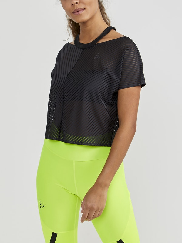 ASOME Cropped Tee W