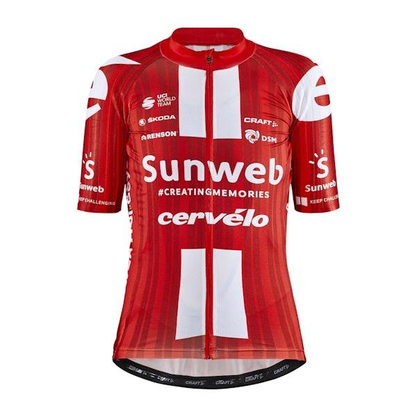 Team Sunweb Replica Ss Jersey W
