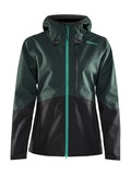 Shell jkt  W - Green