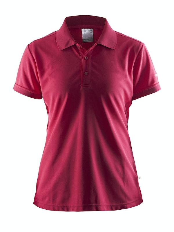 Polo Shirt Pique Classic W