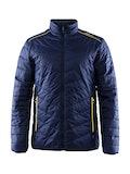 Ski Team Primaloft Jacket M - Marinblå
