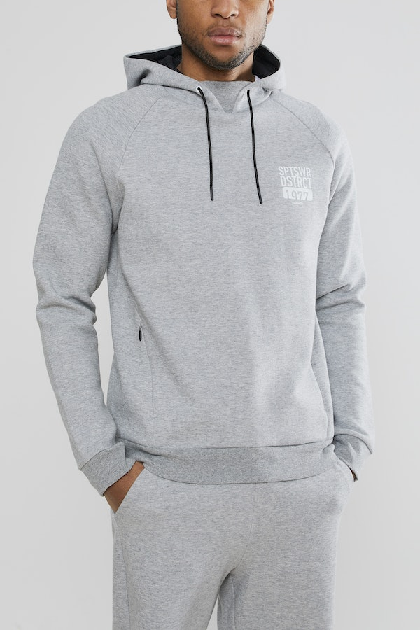 District Hoodie M