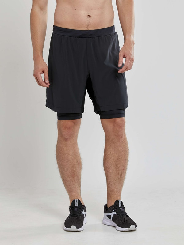 Spartan 2-In1 Shorts M