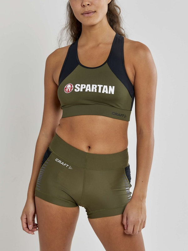 Spartan Bra Top W