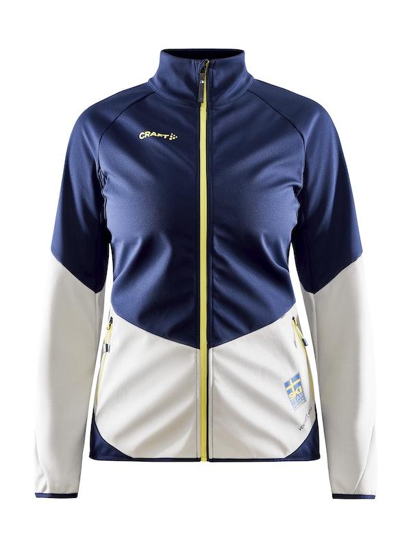 Ski Team Swe Glide Block Jacket W