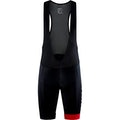 Core Endurance Bib Shorts M - Black