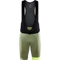 Core Endurance Bib Shorts M - Green