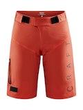 Adv Offroad XT Shorts w Pad W - Orange