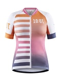 Adv Hmc Endurance Graphic Jersey W - Orange