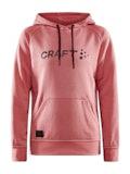 CORE Craft hood W - Rosa