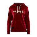 CORE Craft hood W - Röd