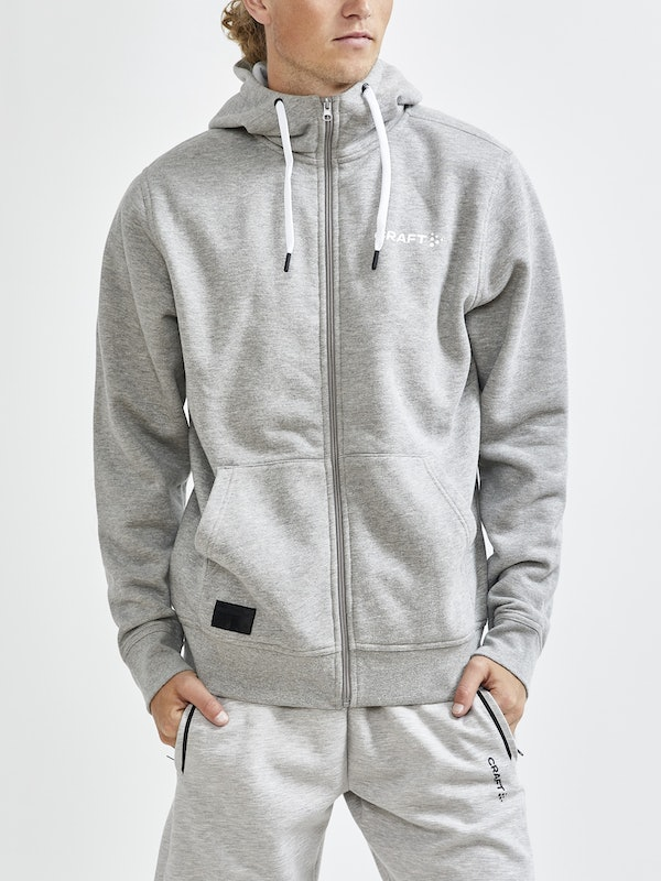 CORE Craft zip hood M