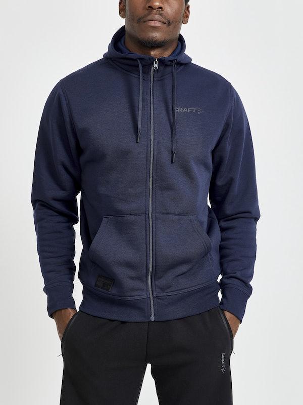 CORE Craft zip hood M
