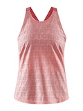 Core Charge Logo Singlet W - coral