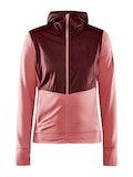 ADV Charge Jersey Hood Jacket W - Rosa