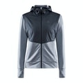 ADV Charge Jersey Hood Jacket W - Grå
