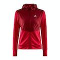 ADV Charge Jersey Hood Jacket W - Röd