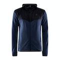 ADV Charge Jersey Hood Jacket M - Blue