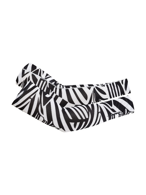 Dazzle Camo Mesh Arm Cover