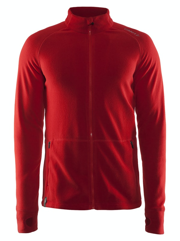 Full Zip Micro Fleece Jacket M