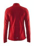 Full Zip Micro Fleece Jacket M - Röd