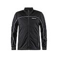 Warm Jacket JR - Svart