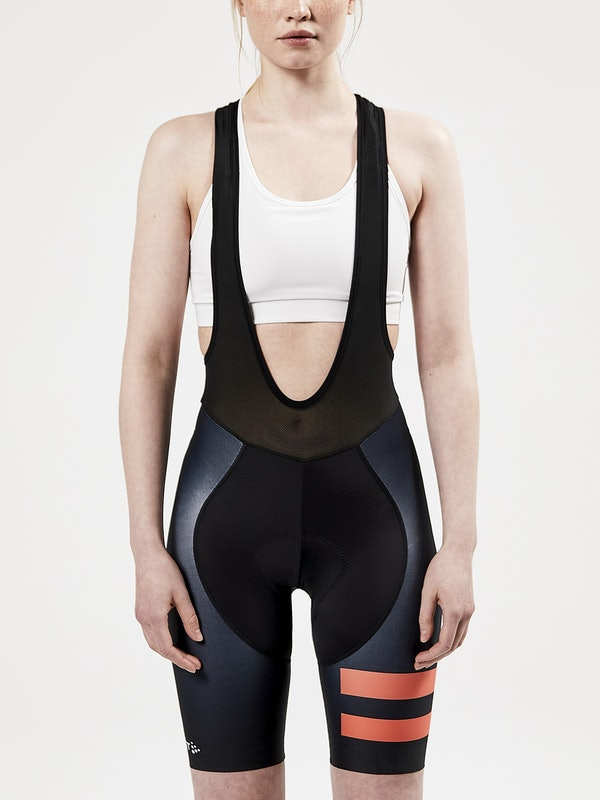 Share The Road Bib Shorts W