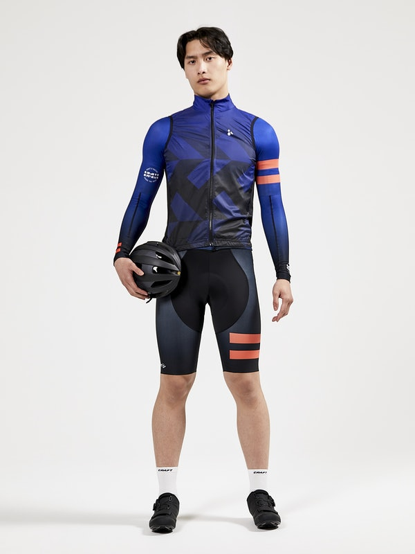 Share The Road Wind Vest M