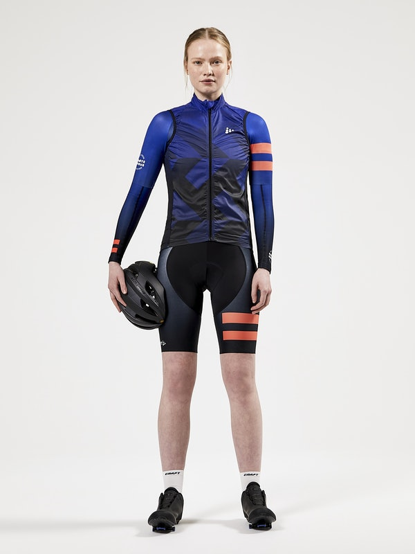 Share The Road Wind Vest W