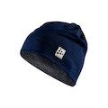 Microfleece Hat - Marinblå