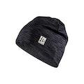 Microfleece Hat - Svart