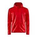 ADV Explore Soft Shell Jacket M - Röd