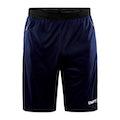 Evolve Zip Pocket Shorts M - Marinblå