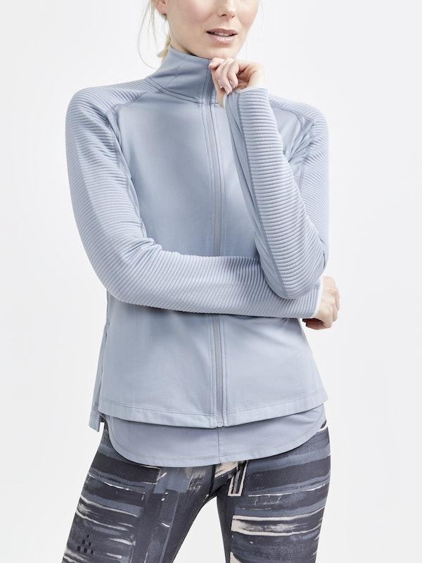 Core Charge Jersey Jacket W