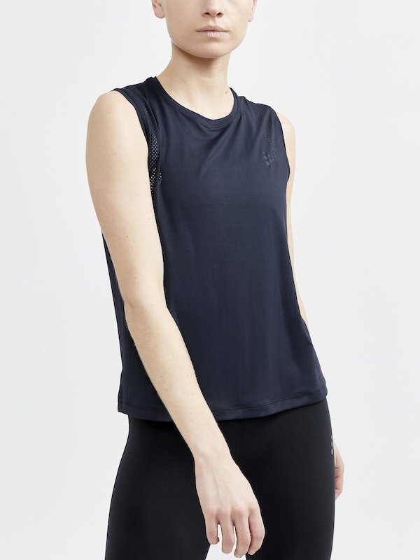 ADV Charge Perforated Tank Top W