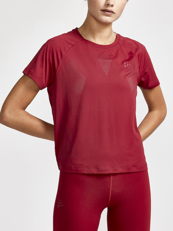 ADV Charge Perforated Tee W