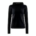 ADV Charge Hooded Sweater W - Svart