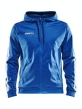 Pro Control Hood Jacket M - Blue