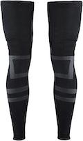 Seamless Leg Warmer 2.0 - Svart