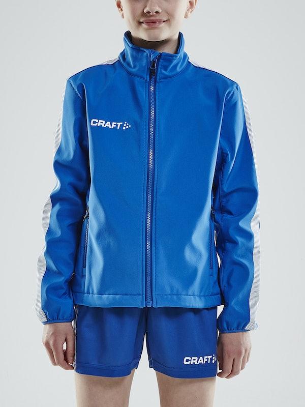 Pro Control Softshell Jacket JR