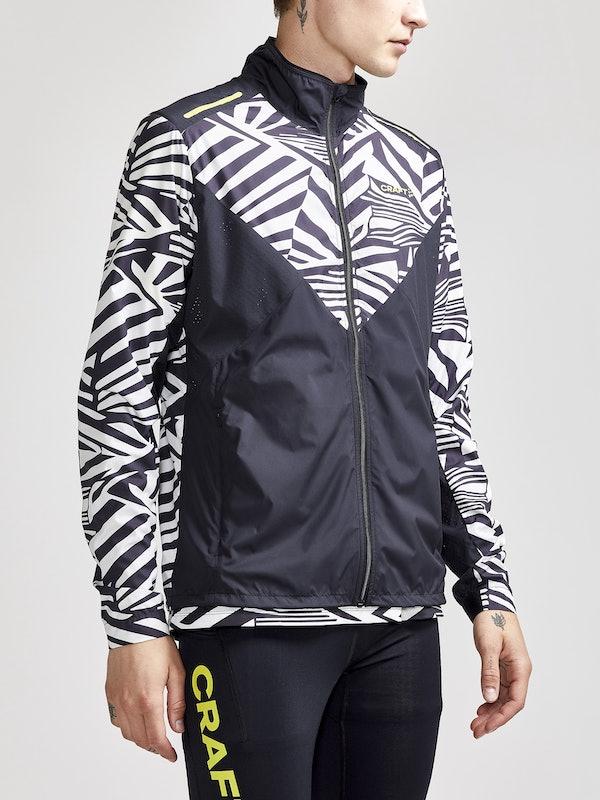 Dazzle Camo Wind Jacket M