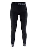 Warm Intensity Pants W - Black