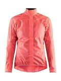 Mist Rain Jacket W - Röd