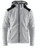 Noble hood jacket M - Grey