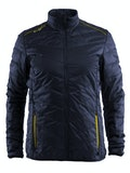 Light primaloft jacket M - Marinblå