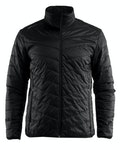Light primaloft jacket M - Svart