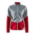Glide jacket W - Röd