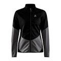 Glide jacket W - Svart