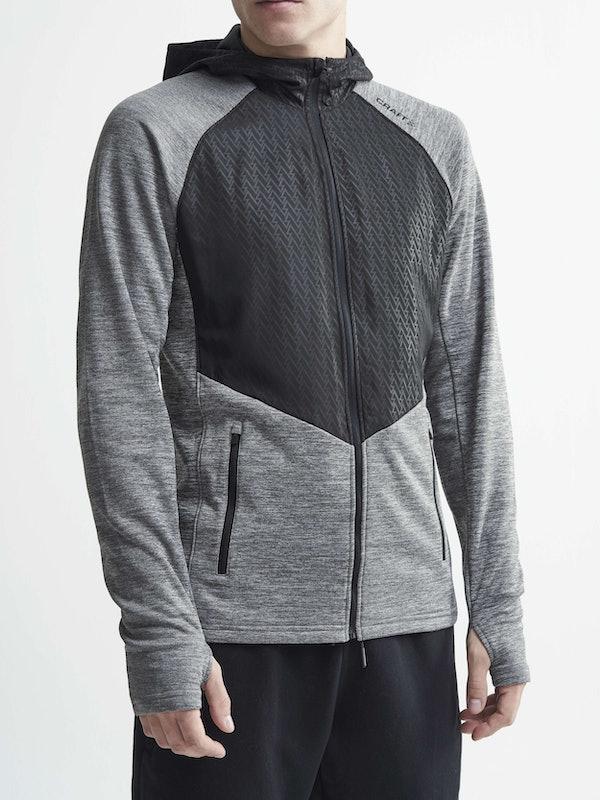 Charge FZ Sweat Hood Jacket M