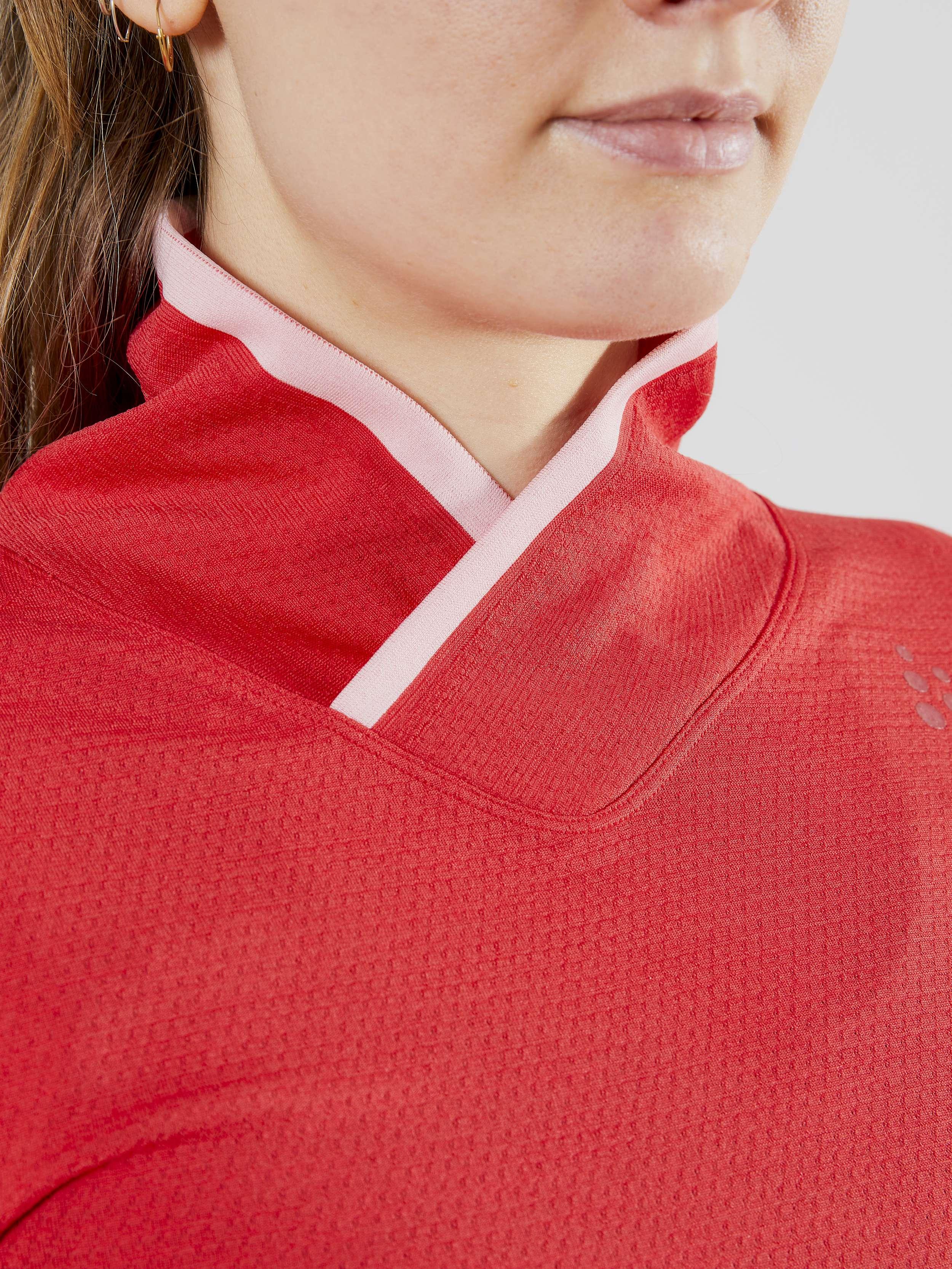Craft W Fuseknit Comfort Wrap LS Funktionsshirt